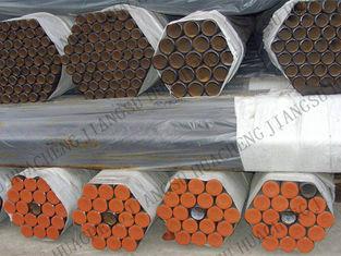 Tubos soldados sem emenda do aço carbono fornecedor