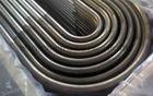China A superfície do verniz soldou o tubo DIN1629/DIN1630/RUÍDO 17175 da curvatura da construção U distribuidor