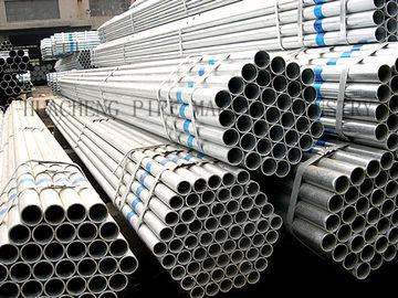 China Tubo de aço galvanizado precisão, tubo estirado a frio ASTM B633-07 do cilindro do óleoem vendas