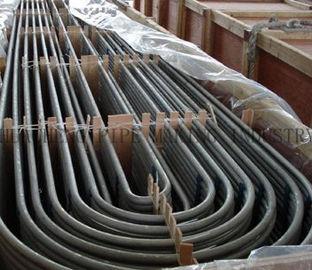 China Tubo sem emenda da curvatura do permutador de calor U para construir ASTM A179 ASME A210 - A1 T11 T22em vendas