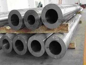 China Tubulação de aço A519 SAE1026 A519 SAE1518 da parede grossa redonda, tubo de aço forjado recozidoem vendas
